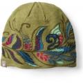 Light Loden Heather - Smartwool - Women's Ski Jacquard Hat