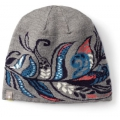Light Gray Heather - Smartwool - Women's Ski Jacquard Hat