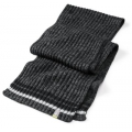 Charcoal Heather - Smartwool - Thunder Creek Scarf