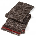 Chocolate Heather - Smartwool - Thunder Creek Scarf