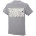 Grey, Heather - Columbia - Men's Periodic Chart S/S Tee