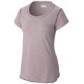 Sparrow Heather - Columbia - Women's Trail Shaker Short Sleeve Shirt