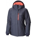 Nocturnal, Hot Coral - Columbia - Women's Alpine Action Oh Jacket