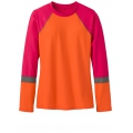 Electric Orange - Prana - Women's Lorelei Sun Top
