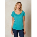 Retro Teal - Prana - Women's Dina Top