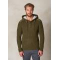 Cargo Green - Prana - Hooded Henley Sweater
