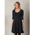 Black - Prana - Cali L/S Dress