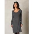 Charcoal - Prana - Zora Dress