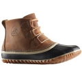 Elk/Black - Sorel - Out ' N About Leather Boot - Women's
