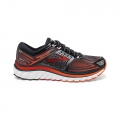 Black/HighRiskRed/Silver - Brooks Running - Men's Glycerin 13