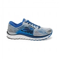 Silver/ElectricBrooks/Black - Brooks Running - Men's Glycerin 13