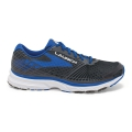 Anthracite/ElectricBrooksBlue - Brooks Running - Launch 3