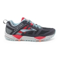 Anthracite/Hibiscus/CrystalBlue - Brooks Running - Cascadia 11