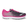 Anthracite/PinkGlow/Alloy - Brooks Running - PureFlow 5