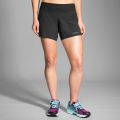 "Black - Brooks Running - Women's Chaser 5"" Short"
