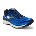 Electric Blue/Black/Silver - Brooks Running - Ghost 9