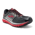 Black/High Risk Red/Anthracite - Brooks Running - Men's Glycerin 14