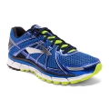 Electric Brooks Blue/Black/Nightlife - Brooks Running - Men's Adrenaline GTS 17