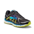 Black/Hawaiian Ocean/Lime Punch - Brooks Running - Women's Adrenaline GTS 17
