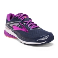 Peacoat/Purple Cactus Flower/Fusion Coral - Brooks Running - Women's Ravenna 8