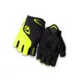 Black/Highlight Yellow - Giro - Bravo Gel Cycling Glove