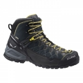 Carbon/Ringlo - Salewa - Mens Alp Trainer Mid GTX