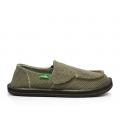 Brown - Sanuk - Boys Vagabond Boys