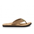 Multi Brown - Sanuk - Mens Fraid Webbing