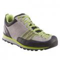 Oyster/Green Glow - Scarpa - Crux Approach Shoe - Women's