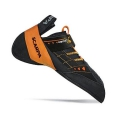 Black - Scarpa - Instinct VS Climbing Shoes Mens (Black/Orange)