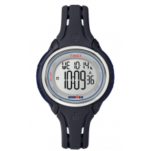 - IRONMAN SLEEK  50 MID - Pink Color Block by Timex