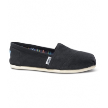 Canvas Classic Shoe - Women's-Black-6.5 in Montgomery, AL