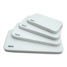YETI Tundra 105 Cushion: White by Yeti Coolers in Hilton Head Island Sc