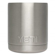 YETI 10oz Stainless Steel Vacuum Insulated Rambler Lowball by Yeti Coolers in Asheville Nc