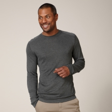 MISSION KNIT L/S CREW - REGULAR FIT by Royal Robbins