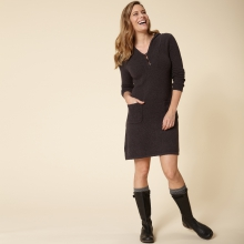 VOYAGER HOODED DRESS - REGULAR FIT by Royal Robbins