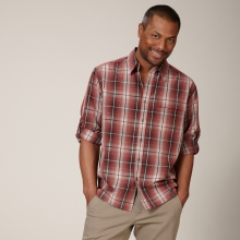 PLATEAU PLAID L/S - RELAXED FIT by Royal Robbins
