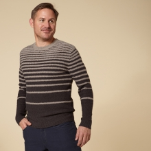 VOYAGER STRIPE CREW - REGULAR FIT by Royal Robbins