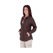Cruiser Shirt Jacket Women's by Royal Robbins