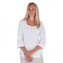 - Cool Mesh Tunic Womens - Small - White by Royal Robbins