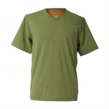 Men's Organic Jersey V-Neck Short Sleeve in Fairbanks, AK