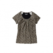 Women's Essential Tie-Diamond Tee Short Sleeve in Logan, UT