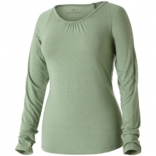 Women's Essential Tencel Crew Long Sleeve