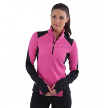 Fly Thermal Run Top - Women's - Raspberry Rose In Size: Large