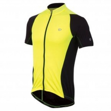 - Elite Semi-Form Jersey - X-Large - Screaming Yellow/Black