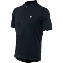 Quest Tour Cycling Jersey - Men's - Black/Lime Punch In Size: Extra Large by Pearl Izumi