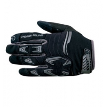 Launch Full Finger Cycling Glove - Unisex - Black In Size: XXL by Pearl Izumi in Red Bank NJ