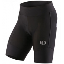 Attack Cycling Short for Women - Black In Size by Pearl Izumi