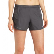 Infinity Short - Women's - Shadow/Grey In Size: Large