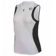 W Select Tri SL Jersey - Women's - White/Black In Size: Small